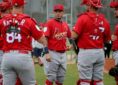 Hochman: Cards' Molina leads NL Central as the division of catching endurance