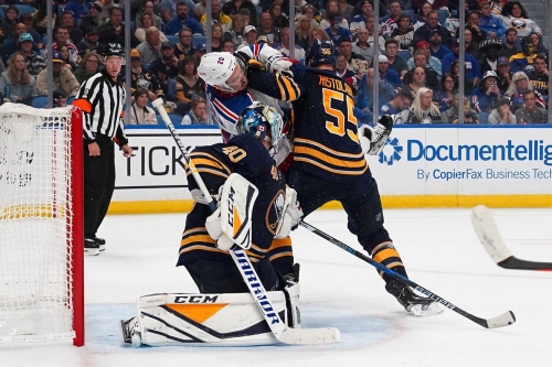 Game Thread: Rangers at Sabres, Game 57