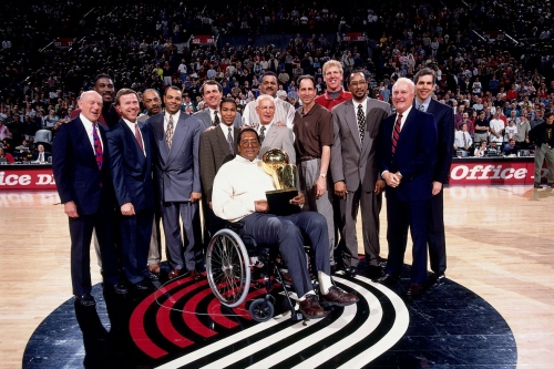 Harry Glickman to Receive NBA Hall of Fame Award