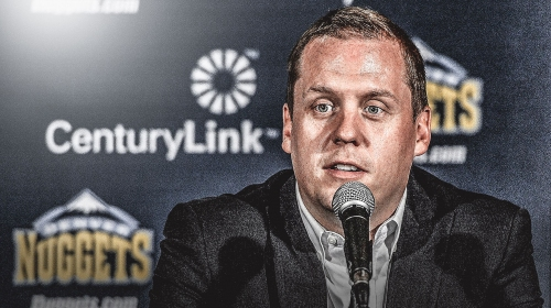 Nuggets GM Tim Connelly agrees to contract extension
