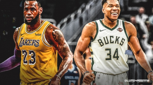 Team LeBron is 6-point favorite to beat Team Giannis in NBA All-Star game