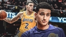 Lakers' Lonzo Ball calls Kyle Kuzma his 'lightskinned brother'