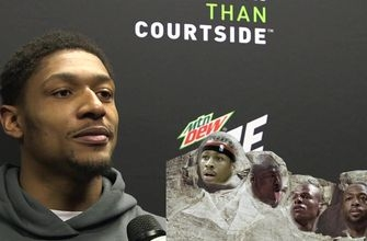 Bradley Beal's NBA Mt. Rushmore: MJ, Dwyane Wade, AI, and Ray Allen -- he explains
