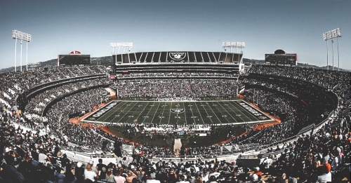 Oakland Coliseum official 'cautiously optimistic' a deal with get done with the Raiders