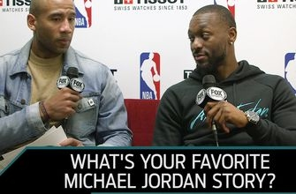 Kemba Walker shares his favorite Michael Jordan story and how it changed his career