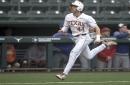 Longhorns baseball opens season with extra-innings win