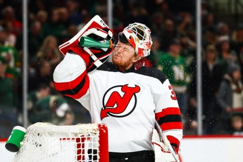What a Relief! Schneider & Hischier Secure OT Win for New Jersey Devils Over Minnesota