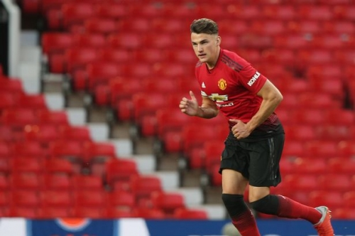 The Manchester United youngster hoping to shatter Man City's FA Cup dream
