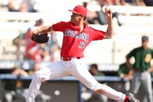 Arizona baseball blows by UMass Lowell to open 2019 season
