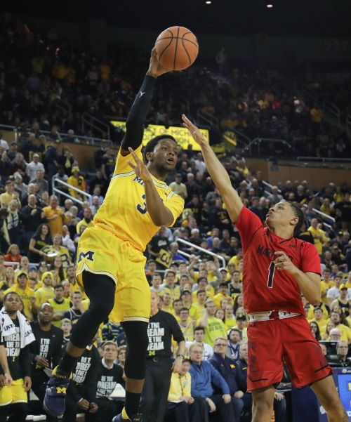 Michigan basketball vs. Maryland Terrapins: Time, TV, game info