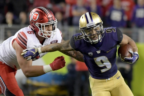 Myles Gaskin's Usage Rate In College May Be Cause For Concern, But His Attributes Will Bolster A Redskins Top-Heavy Backfield