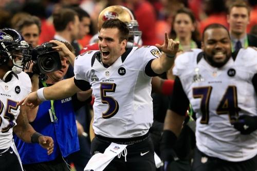 O'Halloran: Joe Flacco will join small group of traded Super Bowl-winning quarterbacks