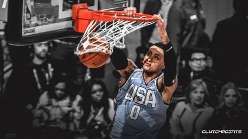 Kyle Kuzma named Rising Stars Challenge MVP