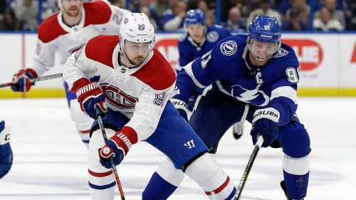 Canadiens, Flames underdogs on Saturday NHL odds