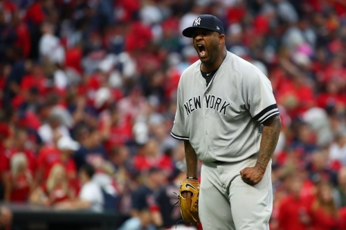 CC Sabathia's top five Yankees moments (to date)