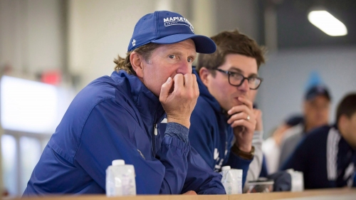 Quick Shifts: Maple Leafs' Dubas gives peek into Babcock alliance