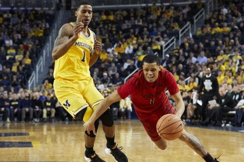 2/16 Big Ten Preview & Open Thread: Michigan Hosts Maryland