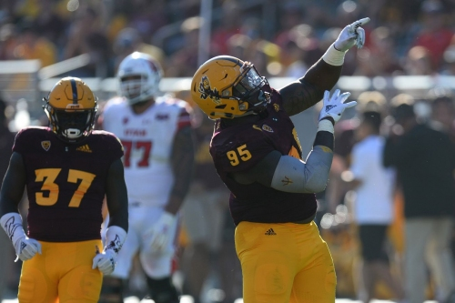 Arizona State DT Renell Wren could add depth to Giants' defensive line