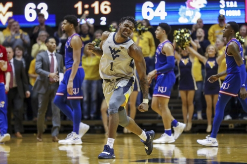 Battered West Virginia Limps Into Kansas To Take On No. 14 Jayhawks