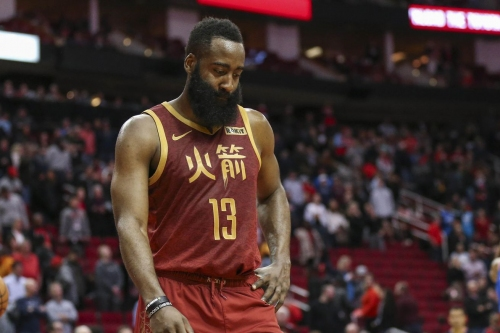 Is James Harden's streak affecting the production of his teammates?