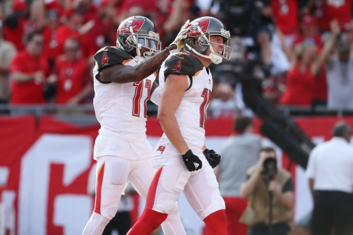 Believe it or not, receiving corps could be a potential issue this offseason