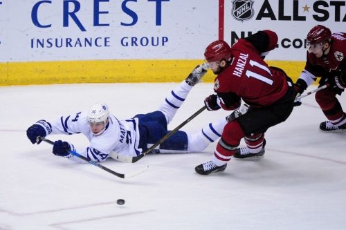 Preview: Matthews is home to remember why he loves playing in Toronto