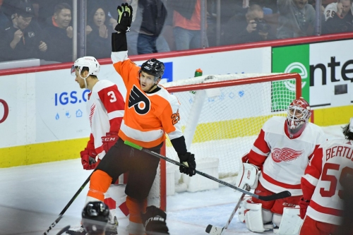 Flyers vs. Red Wings thread