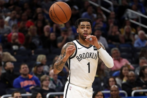From Lakers reject to Nets all-star: turning a negative into a positive.