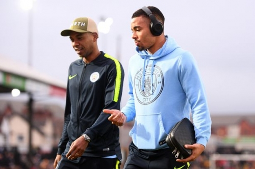 Man City fans worried about Fernandinho issue as FA Cup team named
