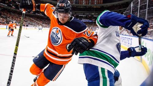 Oilers trade Ryan Spooner to Canucks for Sam Gagner