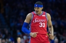 Tobias Harris and the Sixers already look like a great fit
