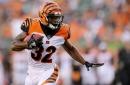 Report: Cincinnati Bengals RB Mark Walton arrested in Miami