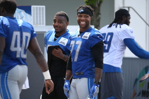 Opinion: Detroit Lions should induct Glover Quin in ring of honor
