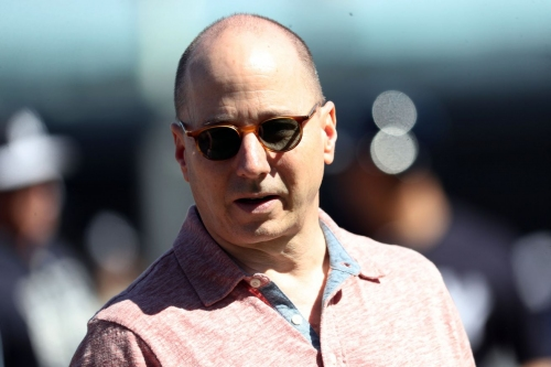 Yankees GM Brian Cashman discusses Jacoby Ellsbury, plus Manny Machado and Bryce Harper