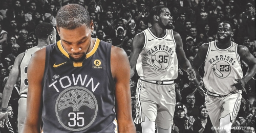 Warriors star Kevin Durant says that legacy is 'about what your kids think about you'