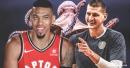 Raptors' Danny Green calls Nuggets' Nikola Jokic a 'big man octopus'