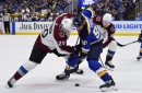 Colorado Avalanche Game Day: Singing the Blues