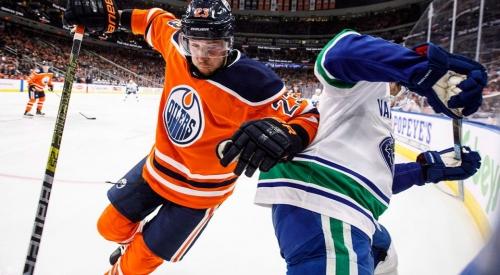 Canucks trade Sam Gagner to Oilers for Ryan Spooner