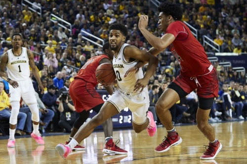 What We Learned: No. 6 Michigan Wolverines 65, No. 24 Maryland Terrapins 52