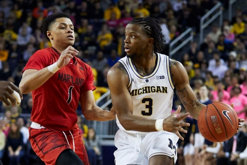 Defense, timely offense carry Michigan past Maryland. Here's what we saw