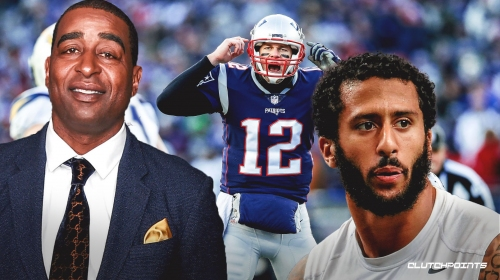 Cris Carter thinks Colin Kaepernick will be the QB to replace Tom Brady for New England Patriots