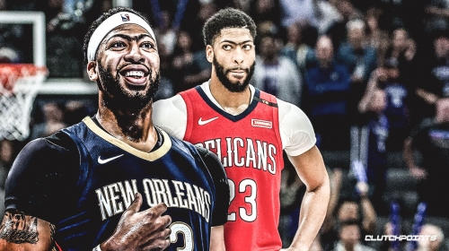 Anthony Davis reveals what he'll do when he leaves Pelicans
