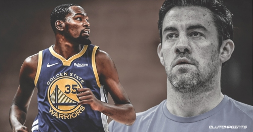 Kevin Durant expresses reasons for returning for Nick Collison's Thunder ceremony