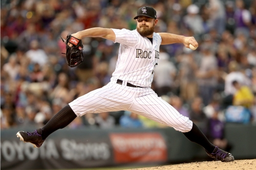 Can Rockies' Mike Dunn, his shoulder finally pain free, bolster bullpen?