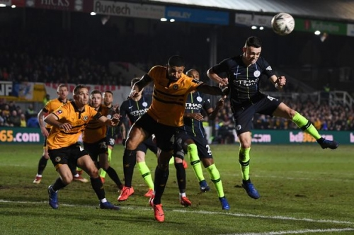 Man City player ratings vs Newport as Phil Foden stars on Rodney Parade mudheap