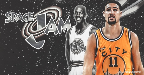 Warriors star Klay Thompson says his favorite Michael Jordan story is 'probably just Space Jam'