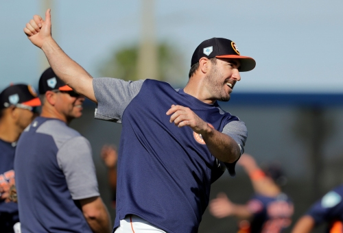 Ex-Detroit Tiger Justin Verlander wants to pitch until he's 45. Here's his plan