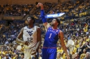 West Virginia Mountaineers vs. No. 14 Kansas Jayhawks Game Thread: Pre-game updates, TV info, and more