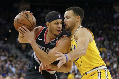Steph and Seth Curry set a serious wager for the three-point contest