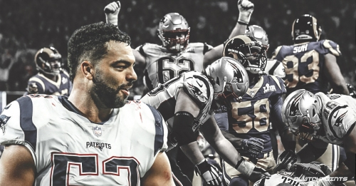 Patriots news: Kyle Van Noy is shocked the Rams didn't mix things up in the Super Bowl